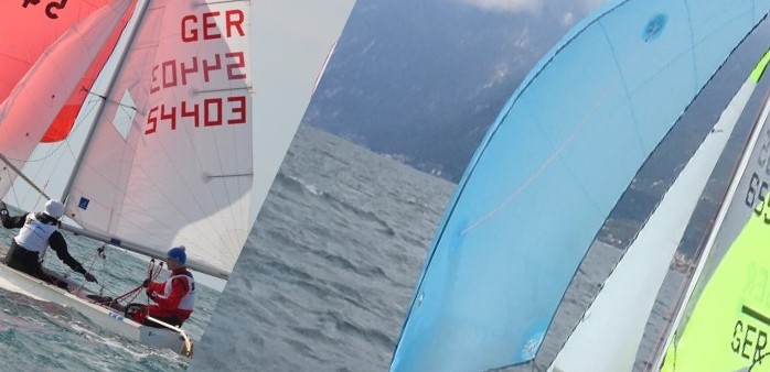 RS Feva & 420er Ammersee-Cup